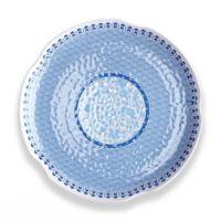 Q Squared Heritage Melamine Small Serving Platter