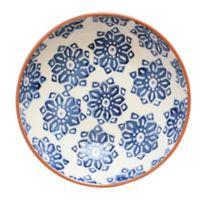 Euro Ceramica Azul Tile Small Salad Bowl