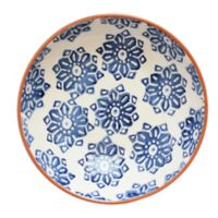 Euro Ceramica Azul Tile Small Salad Bowl