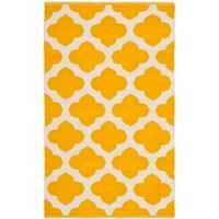 "Safavieh Montauk 2'6"" x 4' Zorah Rug in Yellow"