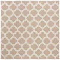 Safavieh Montauk 6' x 6' Zorah Rug in Grey