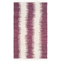 Safavieh Montauk 3' x 5' Ryder Rug in Purple