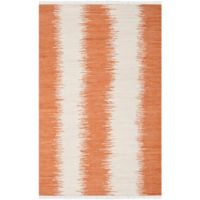 Safavieh Montauk 4' x 6' Ryder Rug in Orange