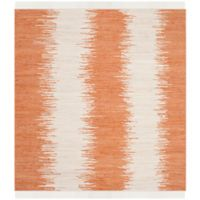 Safavieh Montauk 6' x 6' Ryder Rug in Orange