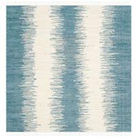 Safavieh Montauk 6' x 6' Ryder Rug in Blue