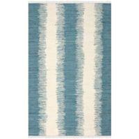 Safavieh Montauk 6' x 9' Ryder Rug in Blue