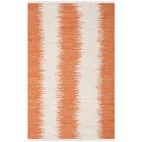 Safavieh Montauk 6' x 9' Ryder Rug in Orange