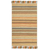 Safavieh Montauk 3' x 5' Madden Rug in Green