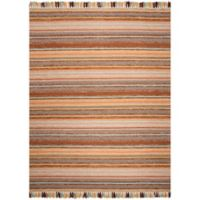 Safavieh Montauk 8' x 10' Madden Rug in Brown