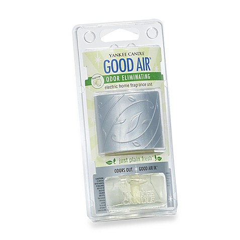 Yankee Candle® Good Air™ Electric Home Fragrance Base Unit and Refills