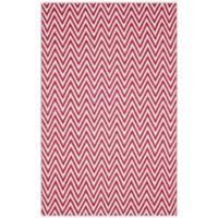Safavieh Montauk 3' x 5' Monroe Rug in Red