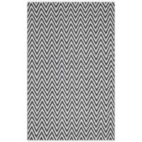 Safavieh Montauk 3' x 5' Monroe Rug in Black