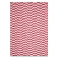Safavieh Montauk 5' x 7' Monroe Rug in Red