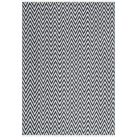 Safavieh Montauk 5' x 8' Monroe Rug in Black