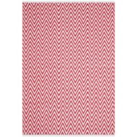 Safavieh Montauk 5' x 8' Monroe Rug in Red