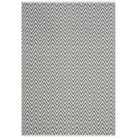 Safavieh Montauk 6' x 9' Monroe Rug in Grey