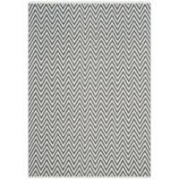 Safavieh Montauk 6' x 9' Monroe Rug in Grey