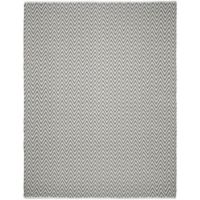 Safavieh Montauk 8' x 10' Monroe Rug in Grey