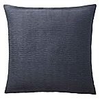 Highline Bedding Co. Jakarta European Pillow Sham in Indigo