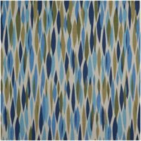 Nourison Waverly Sun & Shade 6'6 Square Indoor/Outdoor Area Rug in Seaglass