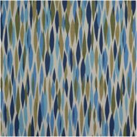 Nourison Waverly Sun & Shade 7'9 Square Indoor/Outdoor Area Rug in Seaglass