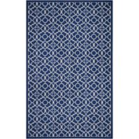 Nourison Sun & Shade Trellis 10' x 13' Indoor/Outdoor Multicolor Area Rug