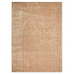 Home Dynamix Radiant 6'6 x 9'6 Shag Area Rug in Beige