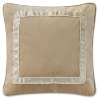 Waterford® Ansonia 14-Inch Square Throw Pillow in Ivory