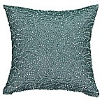 Beautyrest® Avignon Sequin Throw Pillow in Smoke Blue