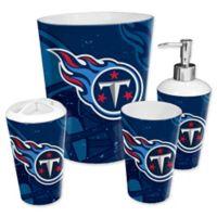 NFL Tennessee Titans 4-Piece Bath Set by The Northwest