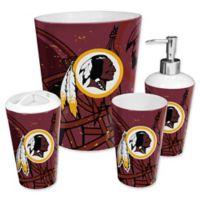 NFL Washington Redskins 4-Piece Bath Set by The Northwest