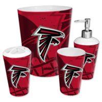 NFL Atlanta Falcons 4-Piece Bath Set by The Northwest