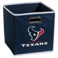 NFL Houston Texans Collapsible Storage Bin