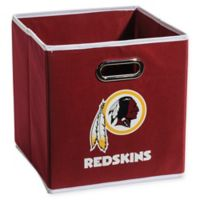 NFL Washington Redskins Collapsible Storage Bin