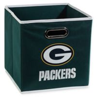 NFL Green Bay Packers Collapsible Storage Bin