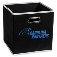 NFL Carolina Panthers Collapsible Storage Bin