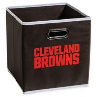 NFL Cleveland Browns Collapsible Storage Bin