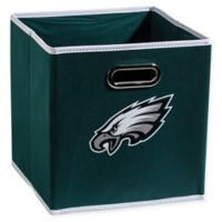 NFL Philadelphia Eagles Collapsible Storage Bin