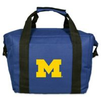 University of Michigan Wolverines 12-Can Cooler Bag