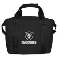 NFL Los Angeles Raiders 12-Can Cooler Bag