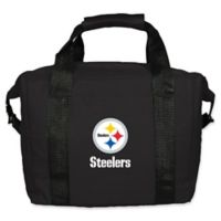 NFL Pittsburgh Steelers 12-Can Cooler Bag