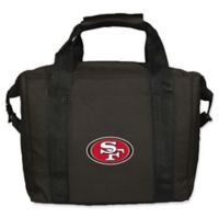 NFL San Francisco 49ers 12-Can Cooler Bag
