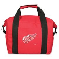 NHL Detroit Red Wings 12-Can Cooler Bag