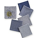 Design Imports Classic Dishcloths (Set of 5)