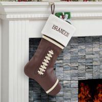 Football Christmas Stocking