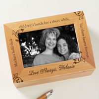 To My Mother Photo Keepsake Box