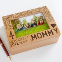 Reasons Why Photo Keepsake Box