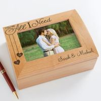 You're All I Need Photo Box