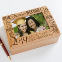 Graduation Memories Photo Keepsake Box