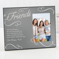 My Friend/Sister Personalized Picture Frame